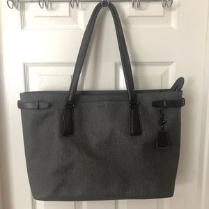 Tumi work/travel tote